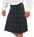 Kilt Schottenrock im Black Watch Tartan
